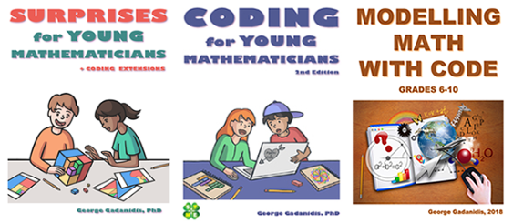 math-coding-3books