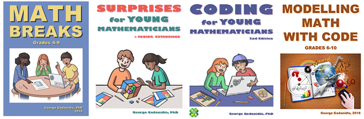 math-coding-4books